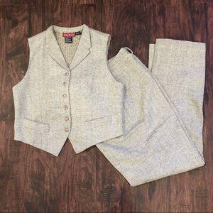 Mac & Jac Wool Blend Pants